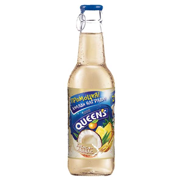 Queens Kokos Ananas