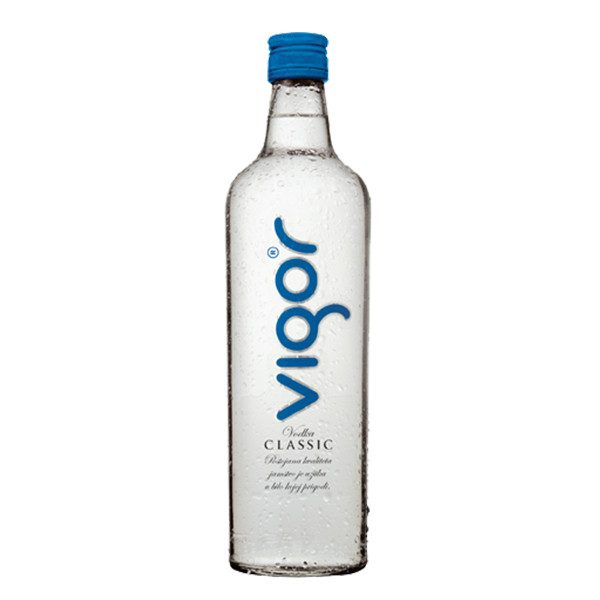 Vodka Vigor - E-Horeca