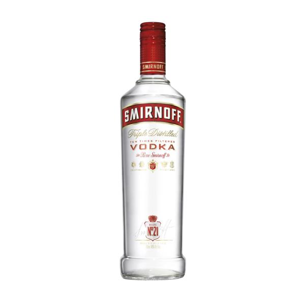 Smirnoff Вотка - Е-Хорека