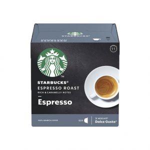 Starbucks Espresso Roast Kafe Kapsuli - Dolce Gusto - E-Horeca.mk