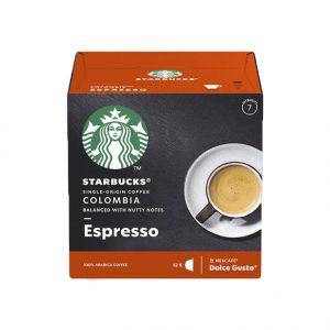 Starbucks Colombia Kafe Kapsuli - Dolce Gusto - E-Horeca.mk