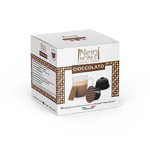 NeroNobile Cioccolato - Kompitabilni Kapsuli za Kafe - E-Horeca.mk
