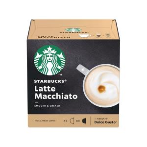 Starbucks Latte Macchiato Kafe Kapsuli - Dolce Gusto - E-Horeca.mk
