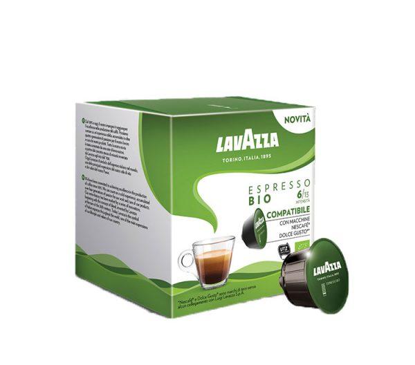 Lavazza Bio- Kompitabilni Kapsuli za Kafe - E-Horeca.mk