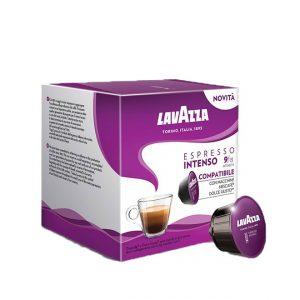 Lavazza Intenso- Kompitabilni Kapsuli za Kafe - E-Horeca.mk