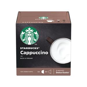 Starbucks Cappuccino Kafe Kapsuli - Dolce Gusto - E-Horeca.mk