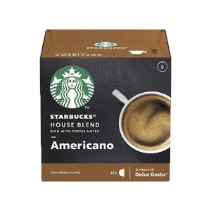 Starbucks House Blend Kafe Kapsuli - Dolce Gusto - E-Horeca.mk