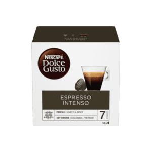 Nescafe Espresso Intenso | Dolce Gusto | E-Horeca.mk