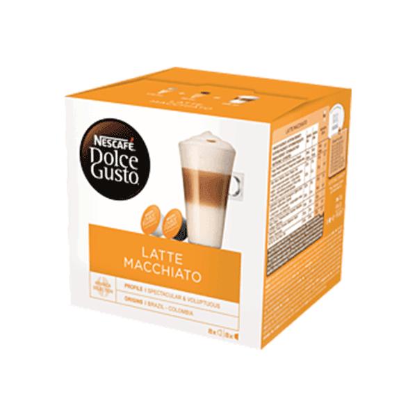 Nescafe Latte Macchiato | Dolce Gusto | E-Horeca.mk