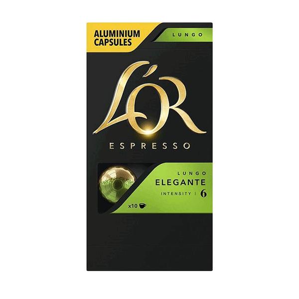 L'OR Elegante Nespresso | E-Horeca.mk
