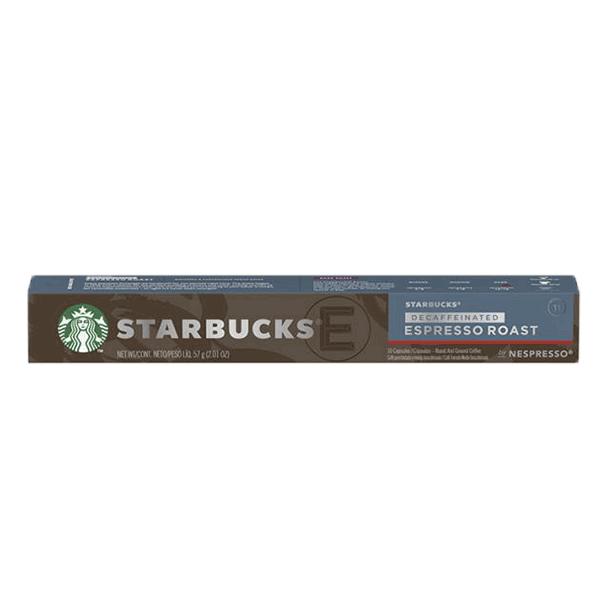 Starbucks Decaffeinato Espresso Roast Nespresso   E-Horeca.mk