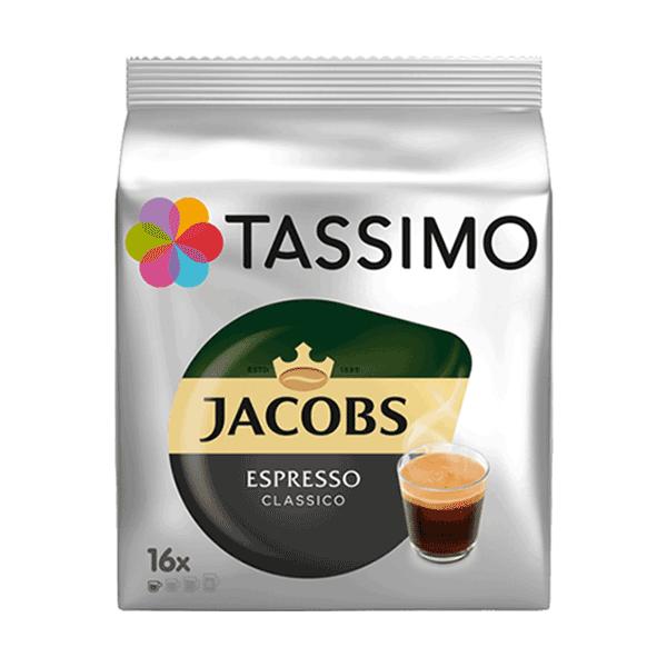 Jacobs Classico Tassimo | E-Horeca.mk