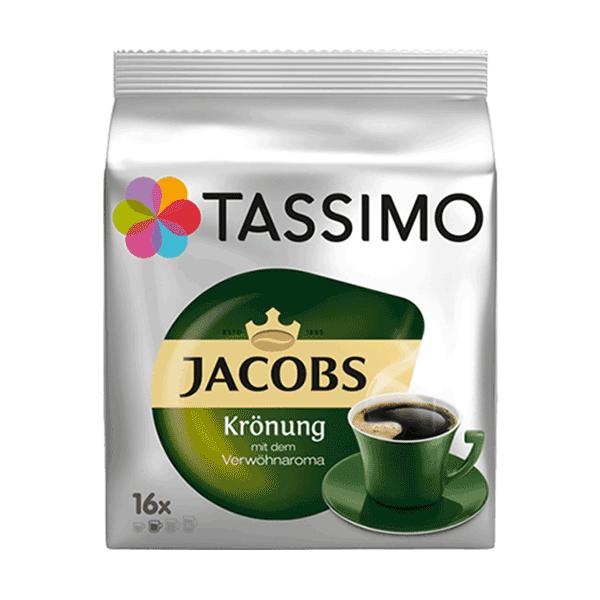 Jacobs Kronung Tassimo | E-Horeca.mk