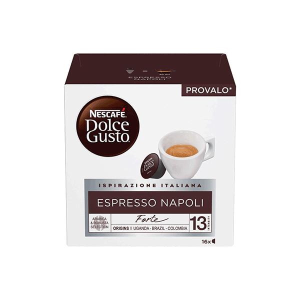 Nescafe Dolce Gusto Espresso Napoli   E-Horeca.mk