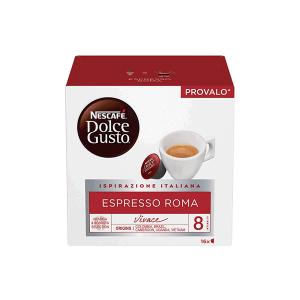 Nescafe Dolce Gusto Espresso Roma | E-Horeca.mk