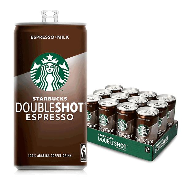 Starbucks Doubleshot Espresso Drinks 200 ml | E-Horeca.mk