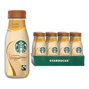 Starbucks Frappuccino Vanilla (8 x 250ml) | E-Horeca.mk