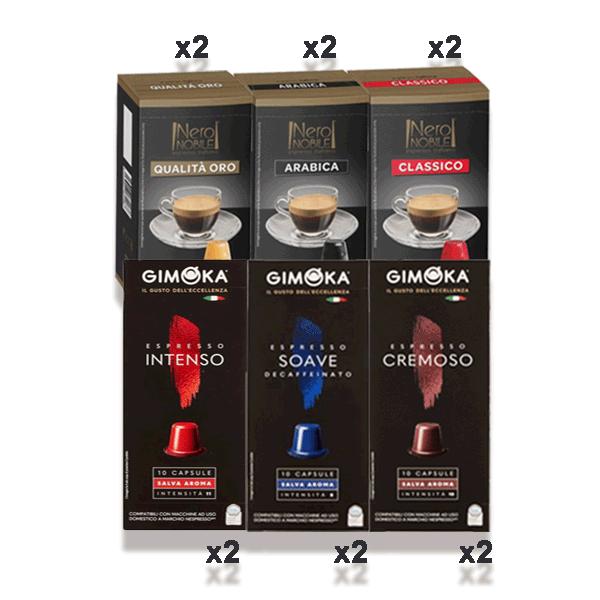 Mama Mia Paket Nespresso | E-Horeca.mk