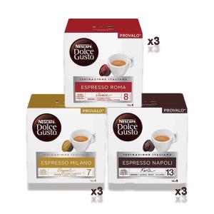 Nescafe Orogile Dolce Gusto Paket | E-Horeca.mk