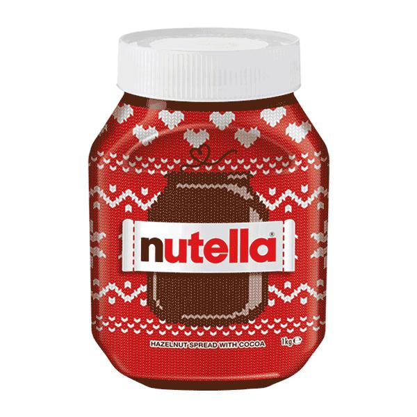 Christmas Nutella 1kg