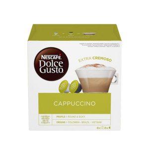 Nescafe Cappuccino | Dolce Gusto