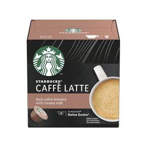 Starbucks Caffe Latte | Dolce Gusto